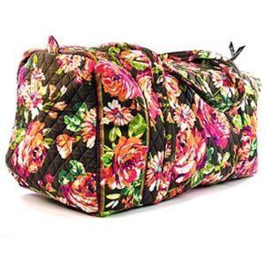 825aa7279d Vera Bradley Bags - Vera Bradley Large Duffel Bag English Rose
